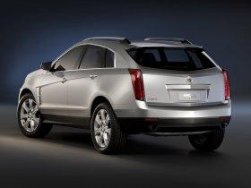 Ver foto 7 de Cadillac SRX Crossover 2010