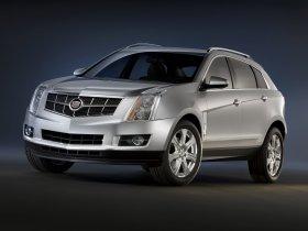 Ver foto 6 de Cadillac SRX Crossover 2010