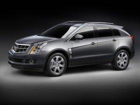Ver foto 3 de Cadillac SRX Crossover 2010