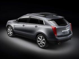 Ver foto 2 de Cadillac SRX Crossover 2010