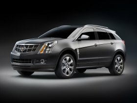 Fotos de Cadillac SRX Crossover 2010