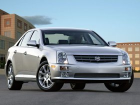 Fotos de Cadillac STS 2005