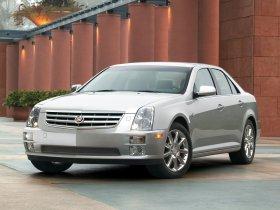 Ver foto 11 de Cadillac STS 2005