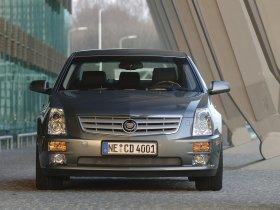 Ver foto 2 de Cadillac STS Europe 2005