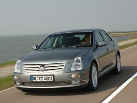 Fotos de Cadillac STS Europe 2005