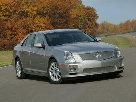 Ver foto 10 de Cadillac STS-V 2005