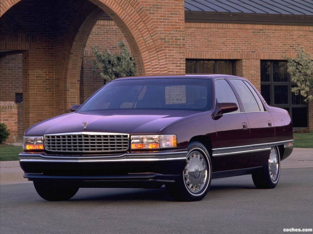 Foto 0 de Cadillac Sedan DeVille 1994