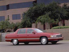 Ver foto 10 de Cadillac Sedan DeVille 1994