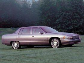 Ver foto 9 de Cadillac Sedan DeVille 1994