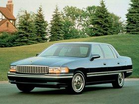 Ver foto 8 de Cadillac Sedan DeVille 1994