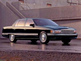 Ver foto 7 de Cadillac Sedan DeVille 1994