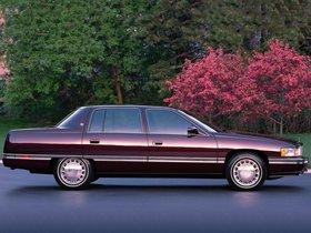 Ver foto 5 de Cadillac Sedan DeVille 1994