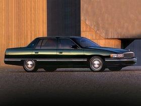 Ver foto 4 de Cadillac Sedan DeVille 1994
