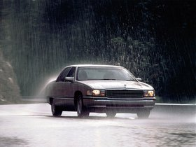 Ver foto 3 de Cadillac Sedan DeVille 1994