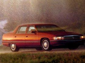 Ver foto 16 de Cadillac Sedan DeVille 1994