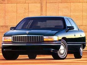 Ver foto 14 de Cadillac Sedan DeVille 1994