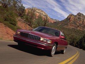 Ver foto 13 de Cadillac Sedan DeVille 1994