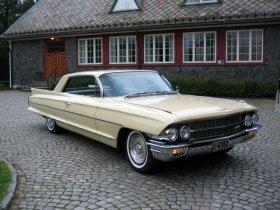 Ver foto 17 de Cadillac Series Sixtytwo Coupe 1962