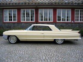 Ver foto 7 de Cadillac Series Sixtytwo Coupe 1962
