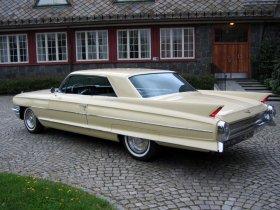 Ver foto 6 de Cadillac Series Sixtytwo Coupe 1962