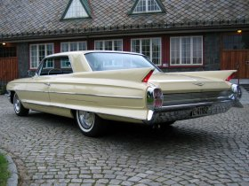 Ver foto 5 de Cadillac Series Sixtytwo Coupe 1962