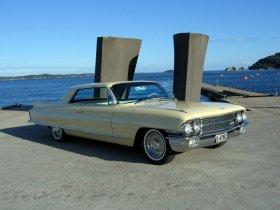 Ver foto 4 de Cadillac Series Sixtytwo Coupe 1962
