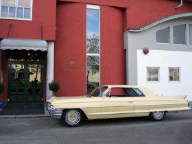 Ver foto 14 de Cadillac Series Sixtytwo Coupe 1962