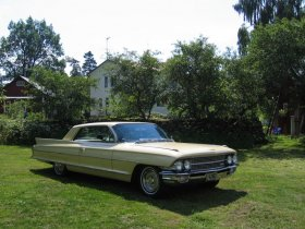 Ver foto 12 de Cadillac Series Sixtytwo Coupe 1962