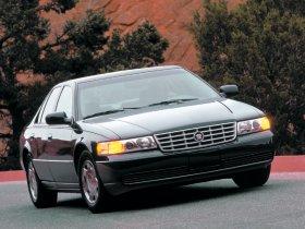 Ver foto 5 de Cadillac Seville 2001
