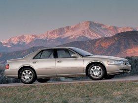 Ver foto 4 de Cadillac Seville 2001