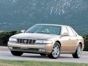 Ver foto 3 de Cadillac Seville 2001