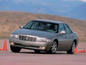 Ver foto 2 de Cadillac Seville 2001