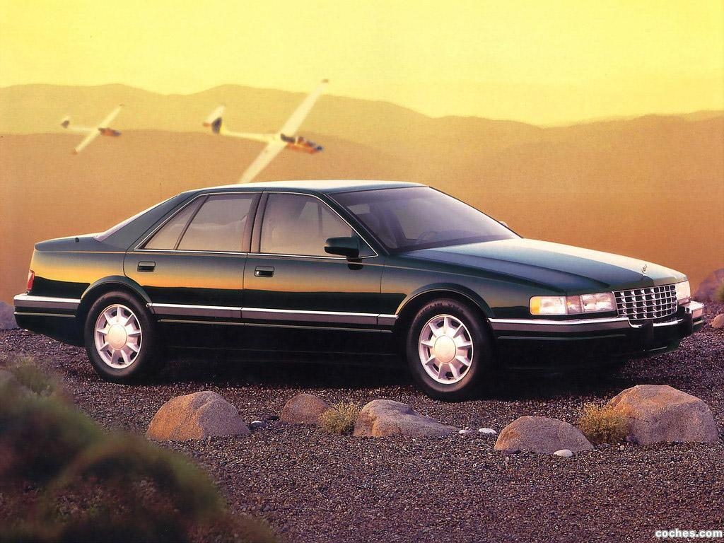 Foto 1 de Cadillac SLS 1992