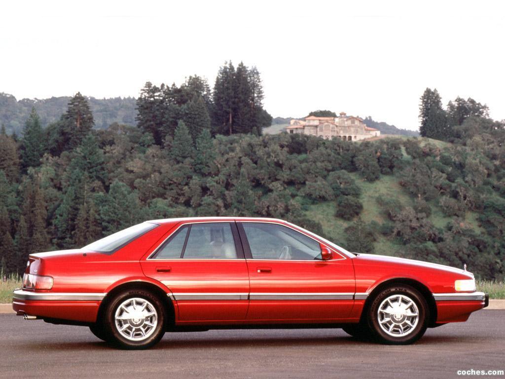 Foto 10 de Cadillac SLS 1992