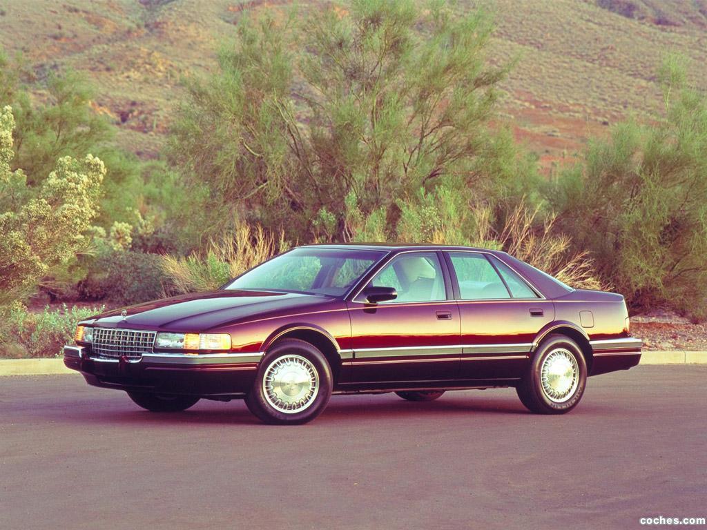 Foto 7 de Cadillac SLS 1992