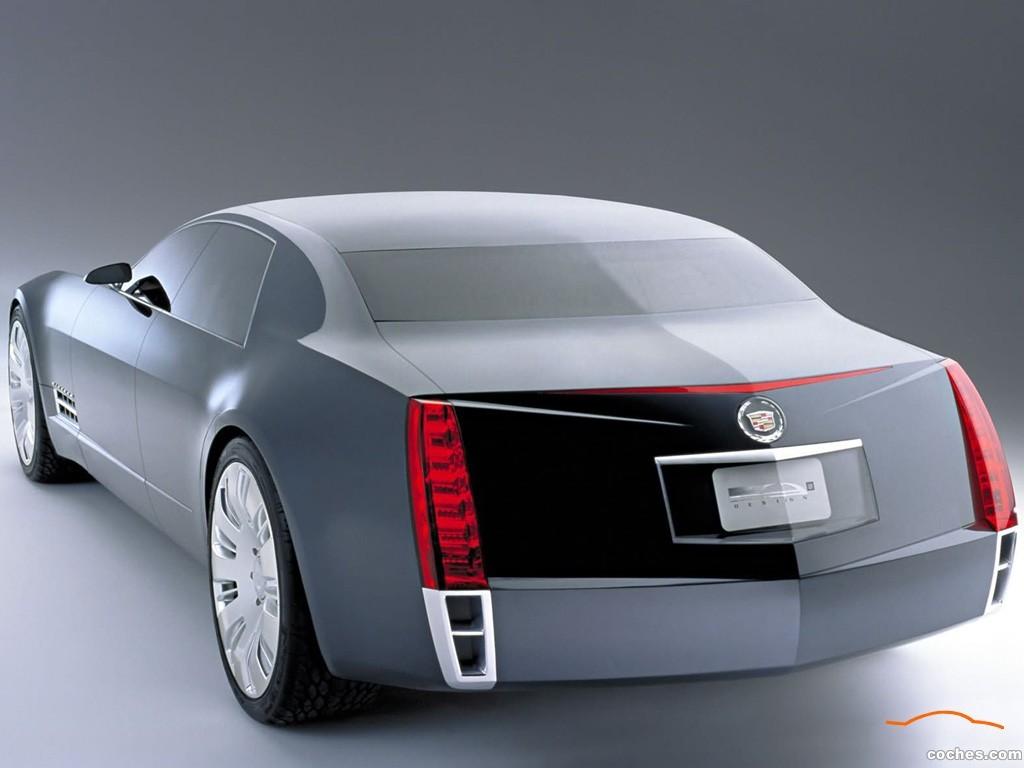 Foto 0 de Cadillac Sixteen Concept 2003