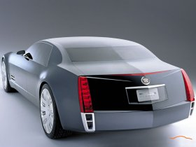 Fotos de Cadillac Sixteen Concept 2003