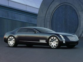 Ver foto 4 de Cadillac Sixteen Concept 2003