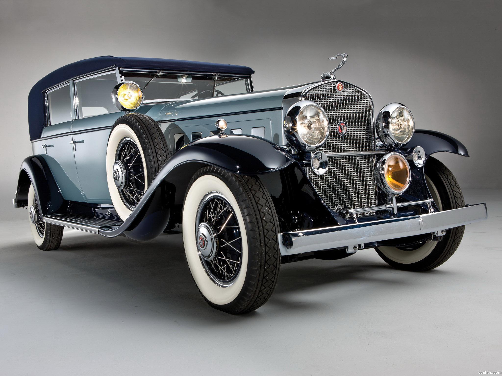Foto 0 de Cadillac Sixteen v16 Convertible Sedan by Saoutchik 1930