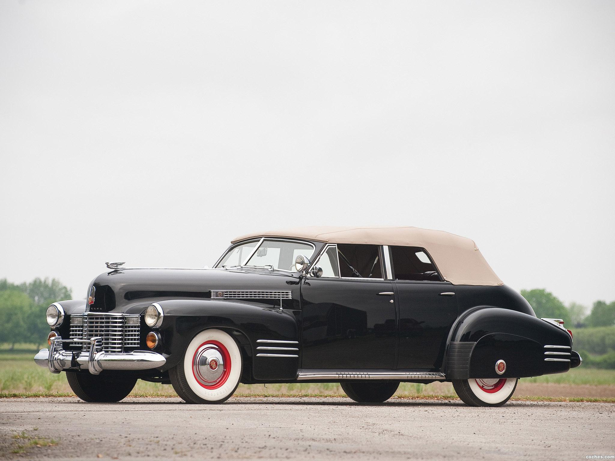 Foto 0 de Cadillac Sixty-Two Convertible 1941