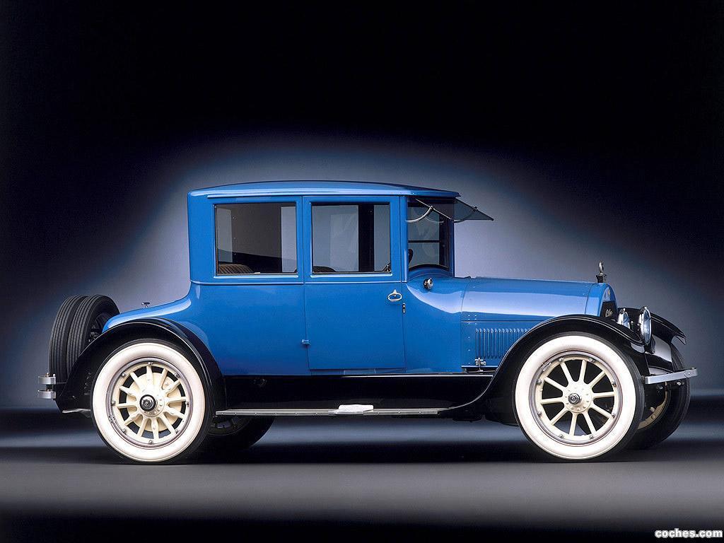 Foto 0 de Cadillac Type 57 Victoria Coupe 1918