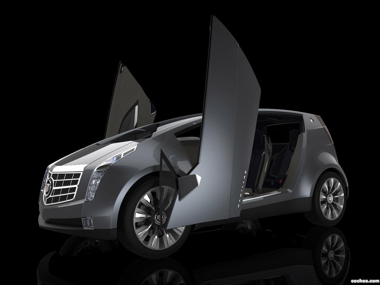 Foto 3 de Cadillac Urban Luxury Concept 2010