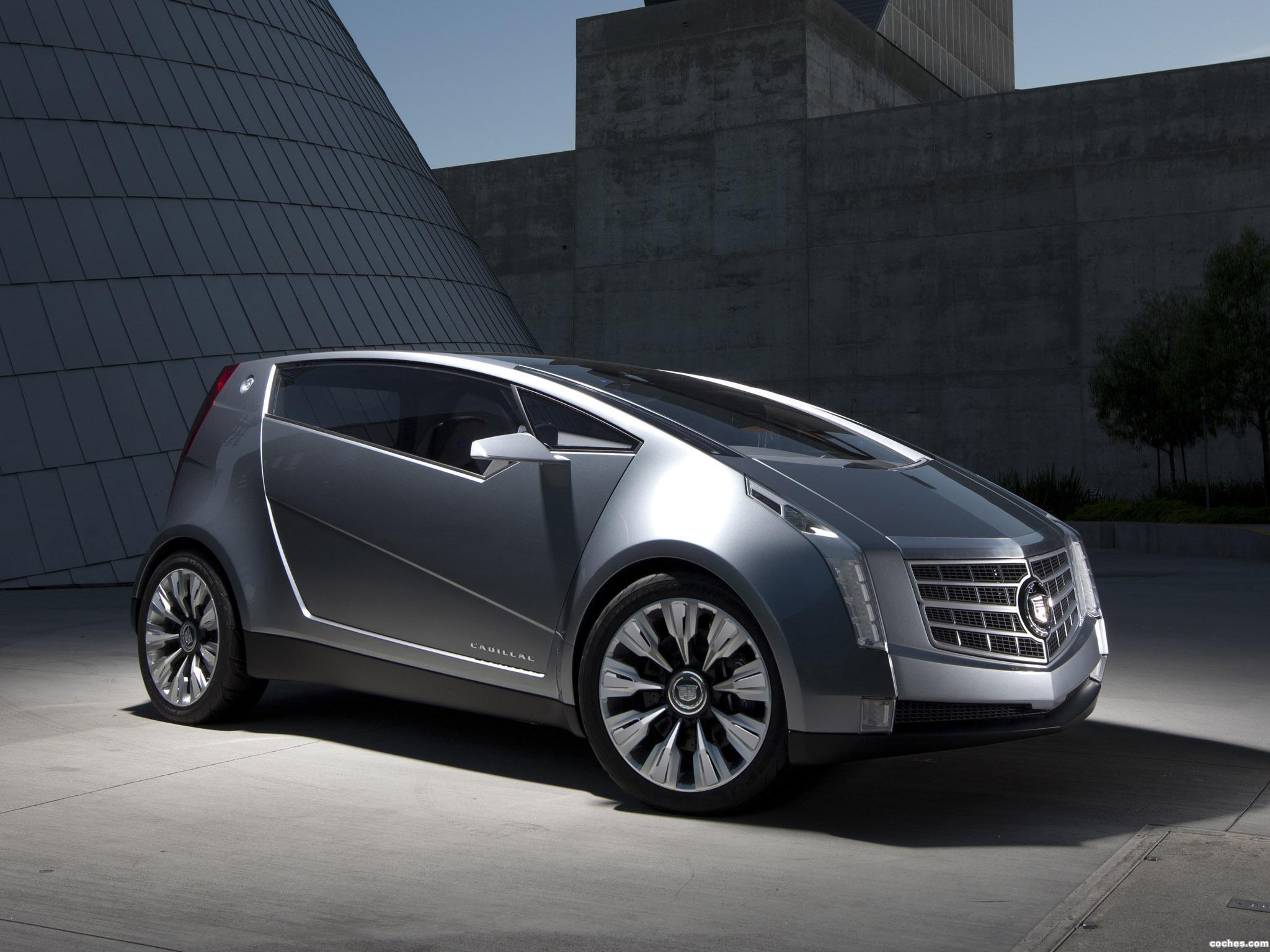 Foto 0 de Cadillac Urban Luxury Concept 2010