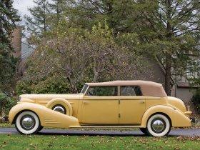Ver foto 3 de Cadillac V16 452 D Imperial Convertible 1935