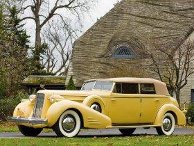 Fotos de Cadillac V16 452 D Imperial Convertible 1935
