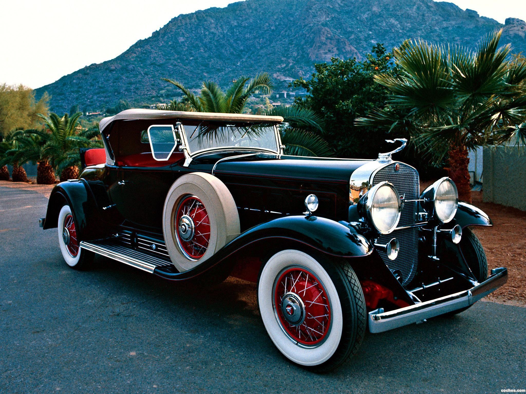Foto 0 de Cadillac 452 Roadster by Fleetwood 1930