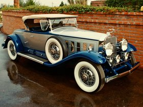 Ver foto 6 de Cadillac 452 Roadster by Fleetwood 1930