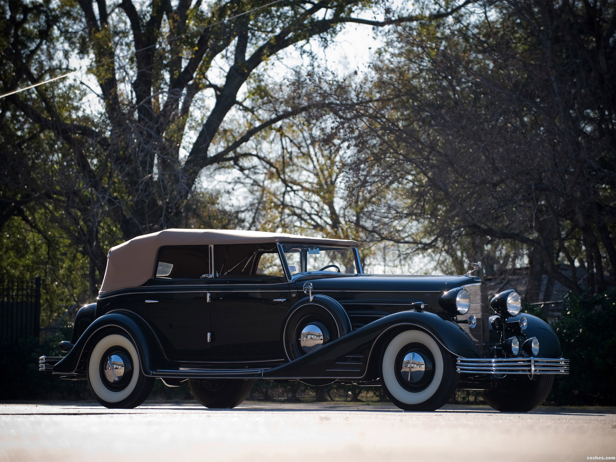 Foto 0 de Cadillac V16 Convertible Phaeton by Fleetwood 1933