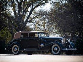 Ver foto 1 de Cadillac V16 Convertible Phaeton by Fleetwood 1933