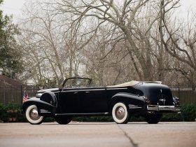 Ver foto 3 de Cadillac V16 Presidential Convertible Limousine 1938